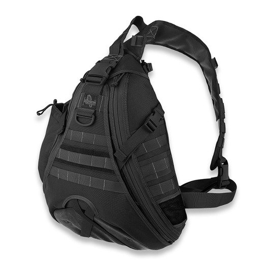 Maxpedition Monsoon GearSlinger reppu, musta