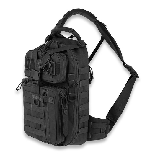 Рюкзак Maxpedition Sitka Gearslinger, чёрный