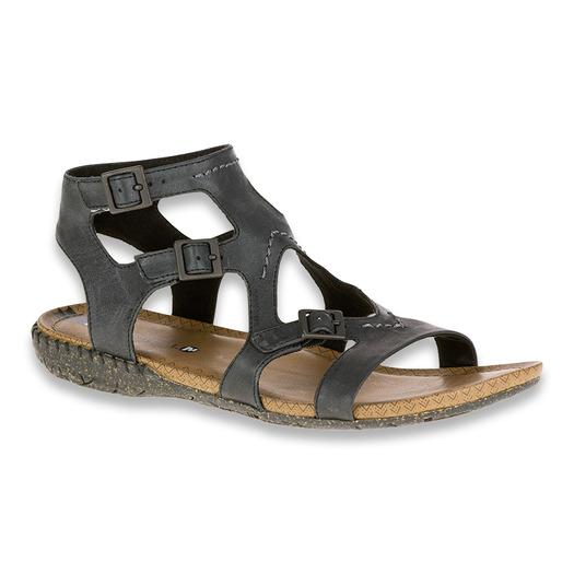 Merrell Whisper Buckle black sandals