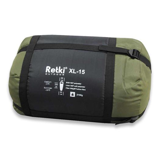 Retki XL sleeping bag 睡袋
