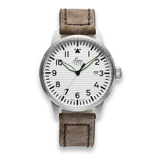 Laco Basel pilot watch
