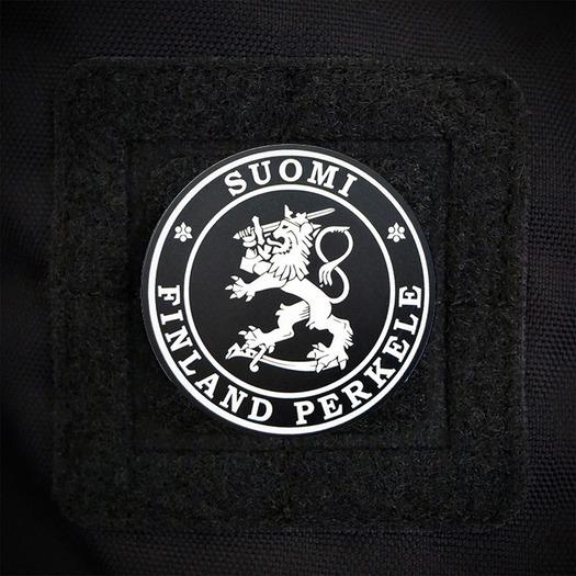 Audacious Concept Suomi Finland Perkele Lion 补丁, 黑色