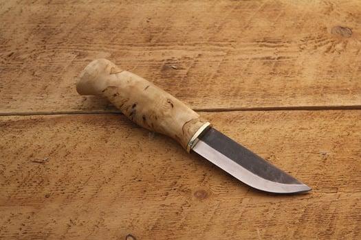 Riipi Puukko Koitelainen finnish Puukko knife