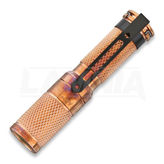 Maratac AAA Copper Flashlight rev3