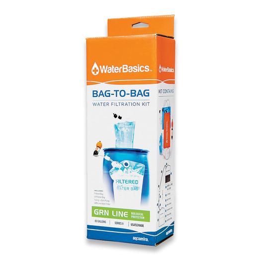 Aquamira 2-Bag Water Filtration Kit
