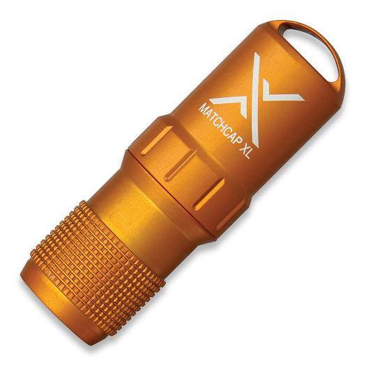 Exotac MATCHCAP XL, narancssárga