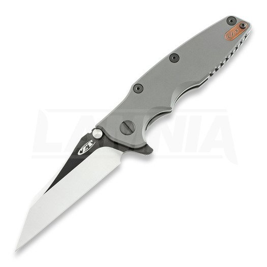 Saliekams nazis Zero Tolerance 0392WC Rick Hinderer Factory Custom