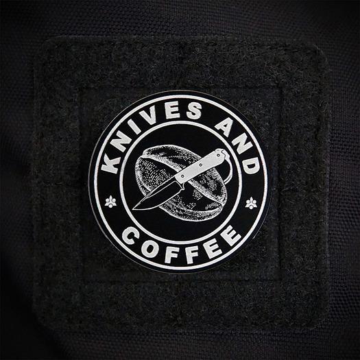 Audacious Concept Knives and Coffee lipdukas, juoda