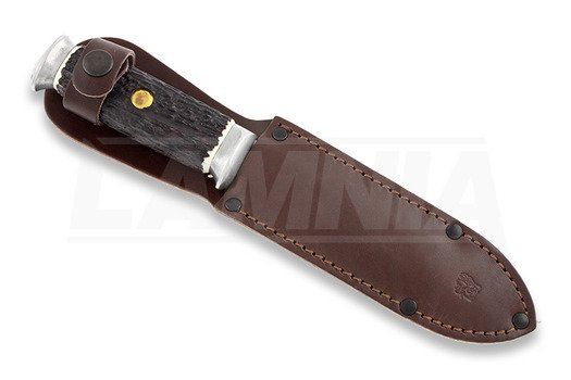 Mikov Hunting knife with saw