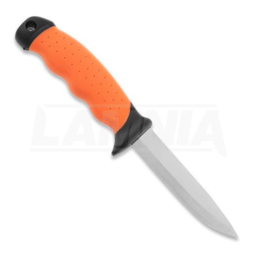 Mikov Brigand peilis, oranžinėnge