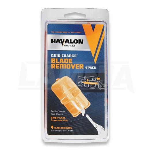 Havalon Blade Remover 4pk
