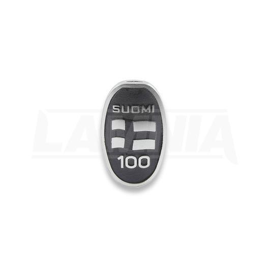 Marttiini Suomi-Finland 100 Anniversary knife with silver