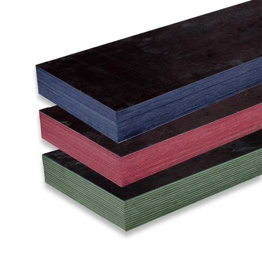 CWP Laminated Blanks Double stock panels, Multicolors