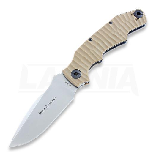 Zavírací nůž Pohl Force Alpha Four Tactical Desert 1061