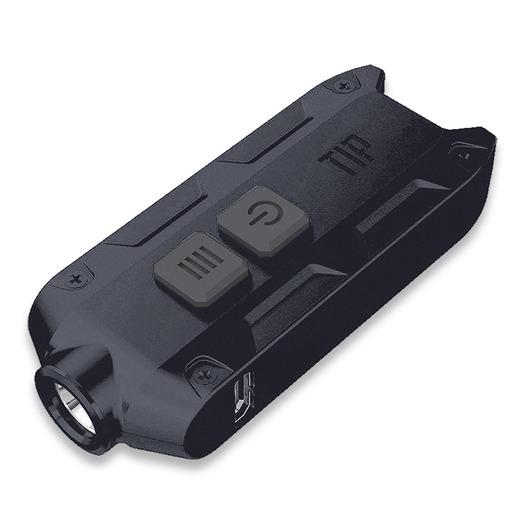 Nitecore TIP Keychain Light Black