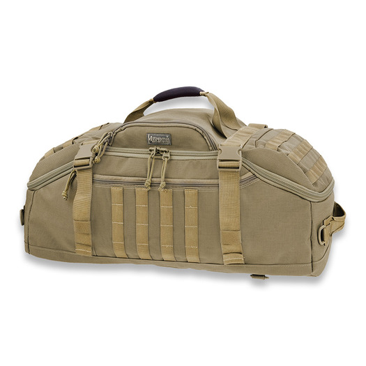 Maxpedition DoppelDuffel バッグ, カーキ色