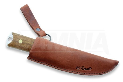 Roselli 40th Anniversary Wootz knife RW40