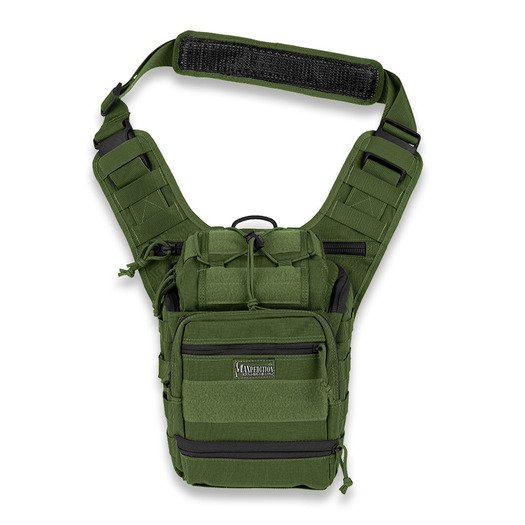 Maxpedition Colossus Versipak shoulder bag, green