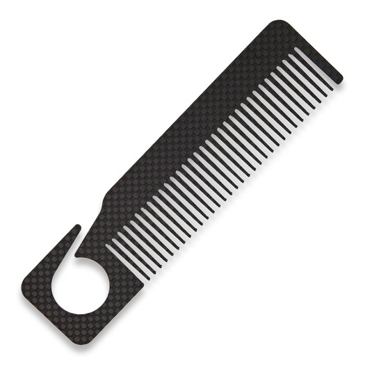Bastion Carbon Fiber EDC Comb Plain