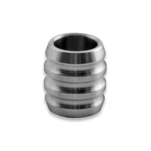 Titaner Barrel Bead
