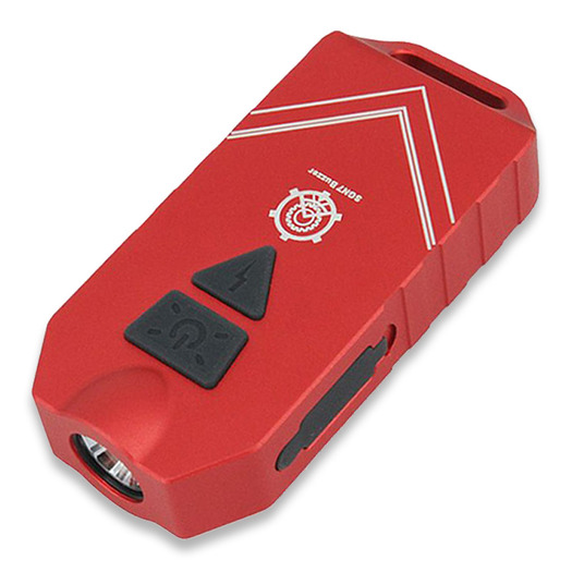 MecArmy SGN7, raudona