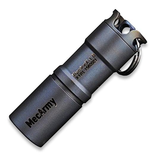 MecArmy X-1, zils