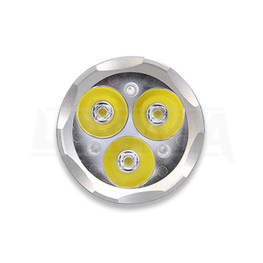 MecArmy PT18 taktisk ficklampa, 1000 lum.