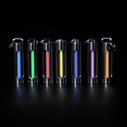 MecArmy TR25 Glow Bar, žalia