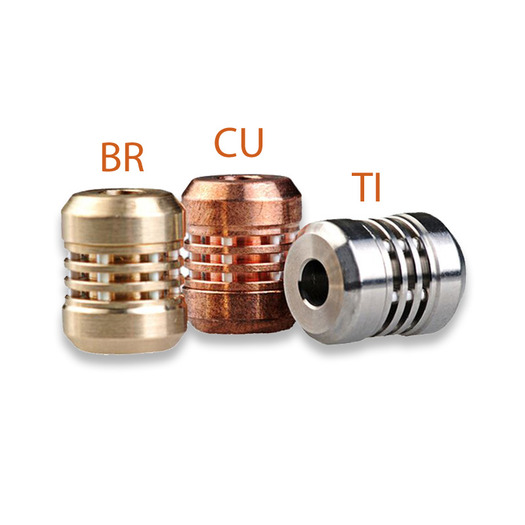 MecArmy Tritium Bead Brass