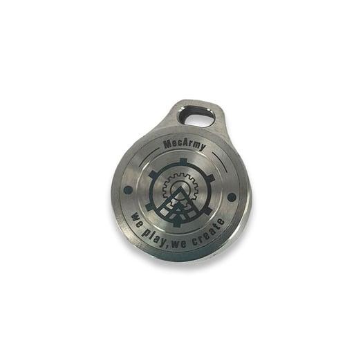 MecArmy Compass Ti compass