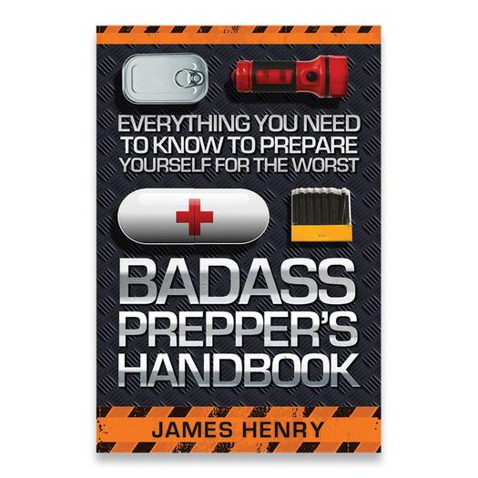 Books Badass Prepper's Handbook