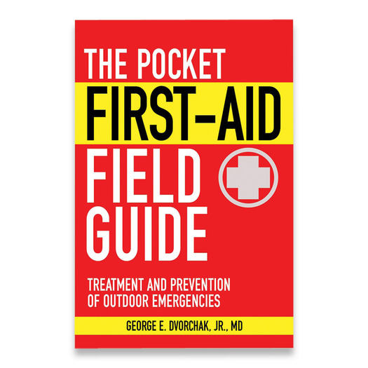 Books Pocket First-Aid Field Guide