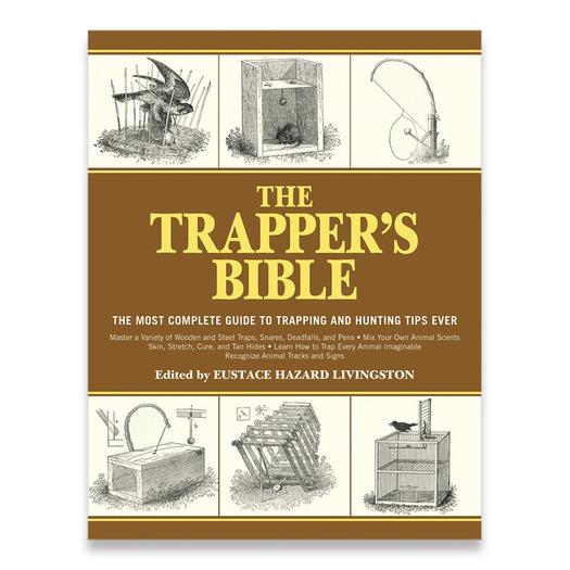 Books The Trapper's Bible
