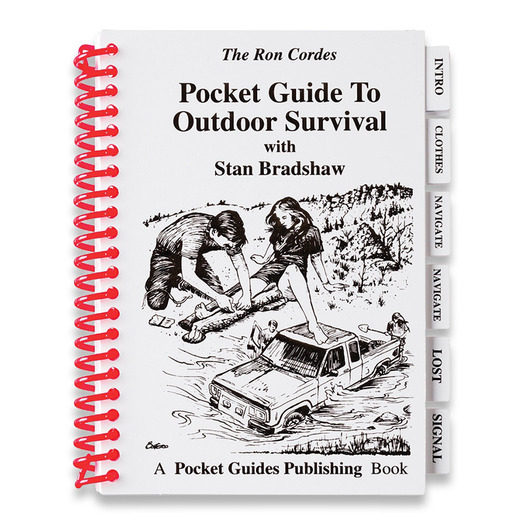 Books Pocket guide to Outdoor Survival