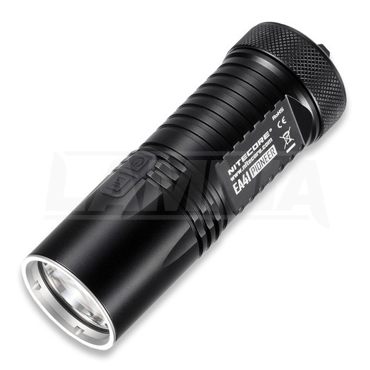 Nitecore EA41 Compact Searchlight taktisk lommelygte