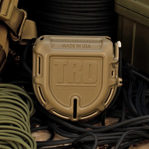Atwood Tactical Rope Dispenser FDE