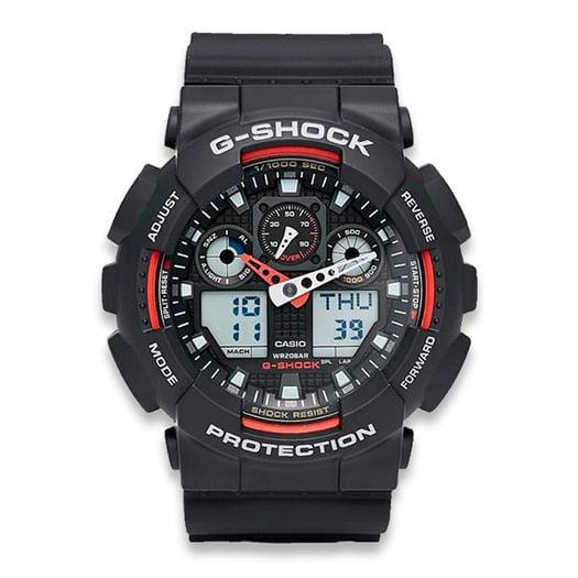 2b9e42359e878 Montre-bracelet Casio G-Shock Classic GA-100