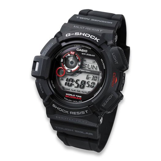 Casio G-Shock Mudman G9300-1 שעון יד
