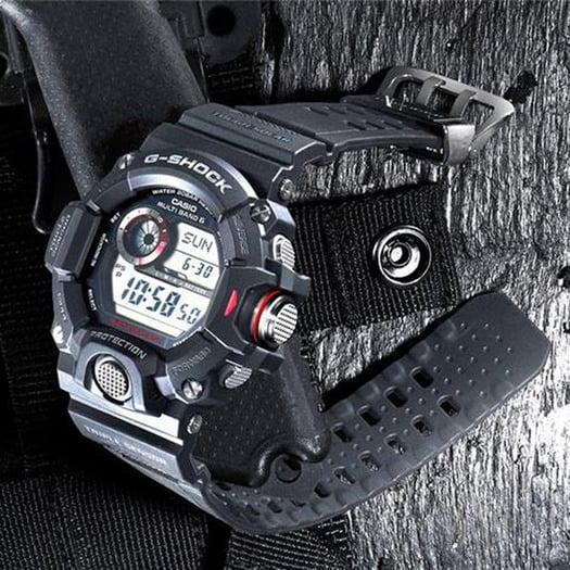 Casio G-Shock Rangeman 9400-1ER 手表
