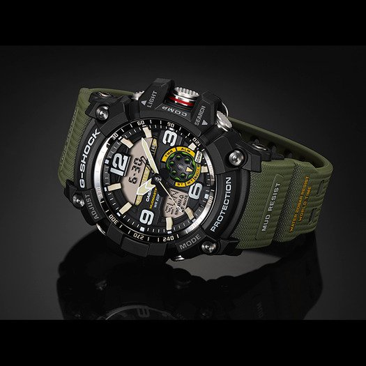 Casio G-Shock Mudmaster GG-1000 wristwatch