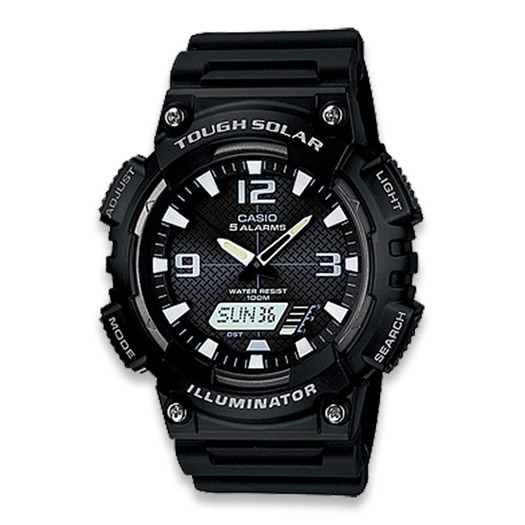 Casio Tough Solar 810 laikrodis