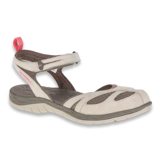 Merrell Siren Wrap Q2 sandals, Aluminium