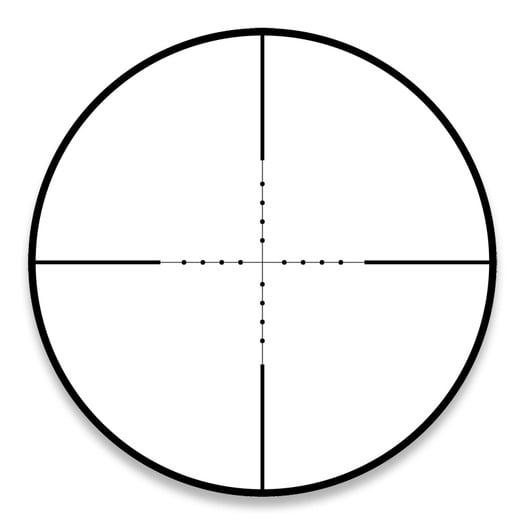 Hawke Vantage 3-9x40 AO Mil Dot כוונת טלסקופית