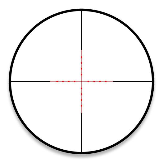 Hawke Vantage IR 3-9x40 AO Mil Dot teleskopinis šautuvas