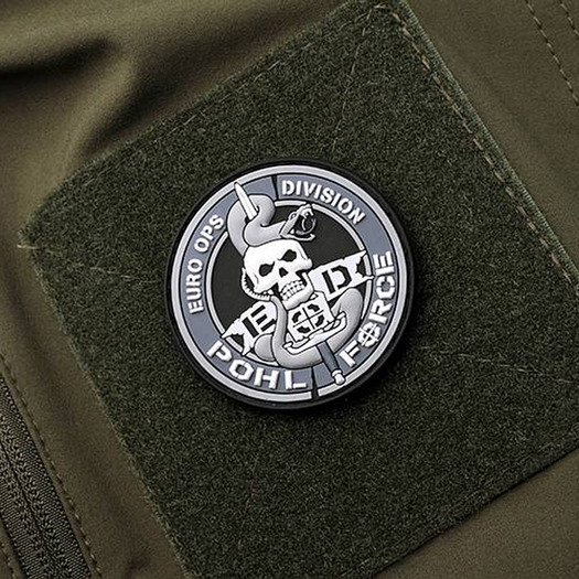 Pohl Force Euro-Ops-Division Gen1 morale patch 3039