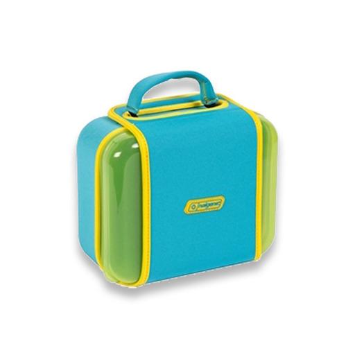 Nalgene Lunch box buddy, blue/yellow