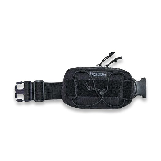 Maxpedition JANUS Extension Pocket, melns
