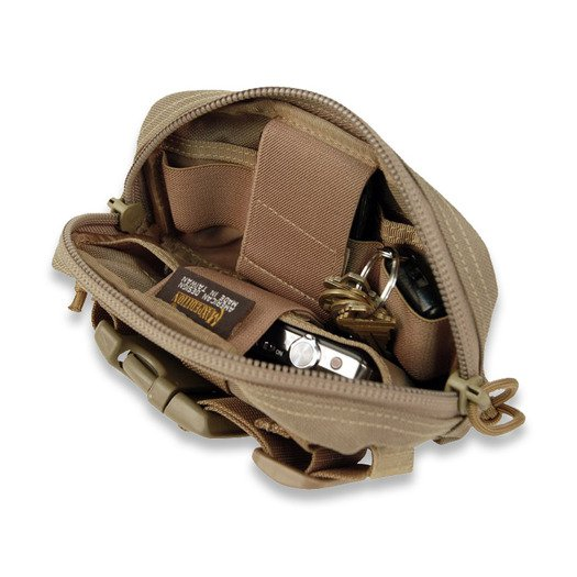 Maxpedition JANUS Extension Pocket, musta