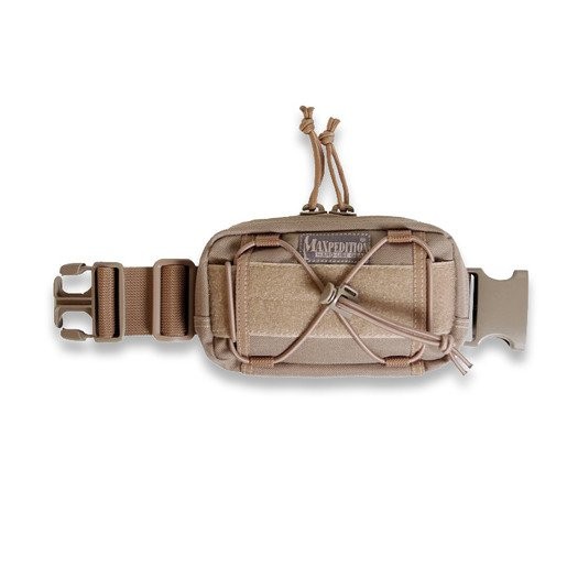 Maxpedition JANUS Extension Pocket, カーキ色