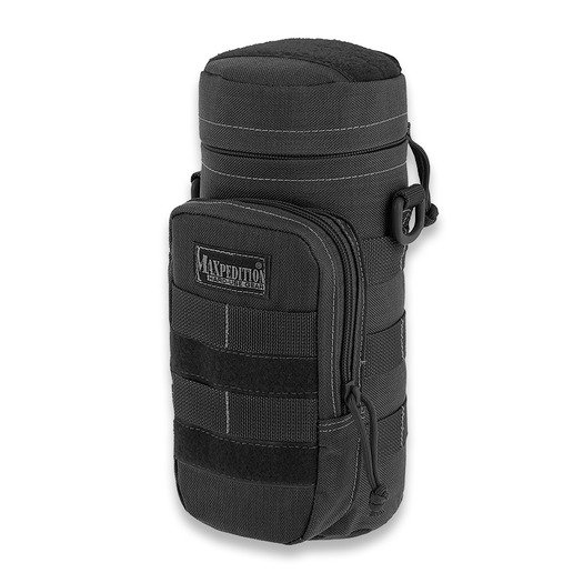 Maxpedition Bottle Holder 10x4, musta
